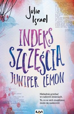 julie-israel-indeks-szczescia-juniper-lemon-cover-okladka