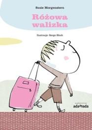 susie-morgerstern-rozowa-walizka-la-valise-rose-cover-okladka